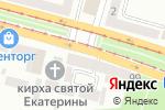 Схема проезда до компании Охотничий магазин в Днепре