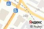 Схема проезда до компании PIONI в Днепре