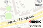 Схема проезда до компании Банк Кредит Днепр, ПАО в Днепре