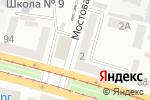 Схема проезда до компании Нотариус Собко Н.В. в Днепре
