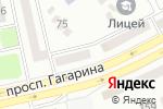 Схема проезда до компании НИКС-М в Днепре