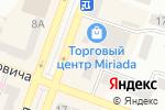 Схема проезда до компании tianDe в Днепре