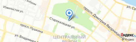 АМК-Сервис ЧП на карте Днепропетровска