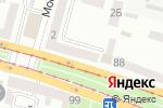 Схема проезда до компании Pa-Si-Ju в Днепре