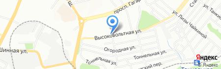 Терминал самообслуживания КБ ПриватБанк на карте Днепропетровска
