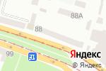 Схема проезда до компании PRO MASTER в Днепре