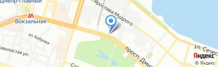 Felicita! на карте Днепропетровска