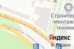 Схема проезда до компании Банкомат, УкрСиббанк, ПАО в Днепре