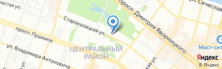Podaro4ek на карте Днепропетровска