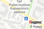 Схема проезда до компании Модуль-Сервис в Днепре