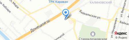 Чайна лавка на карте Днепропетровска
