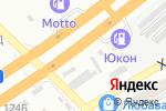 Схема проезда до компании Автокрамниця в Днепре