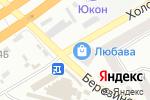 Схема проезда до компании Ecotherm в Днепре