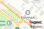 Схема проезда до компании Miele Partner в Днепре