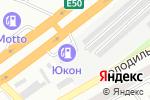 Схема проезда до компании PITLINE в Днепре