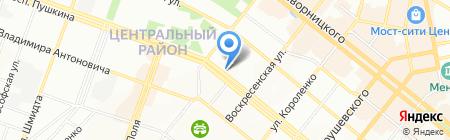 АВТОДОКТОР на карте Днепропетровска