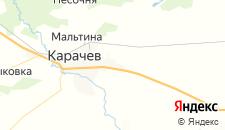 Отели города Масловка на карте
