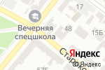 Схема проезда до компании Интекспром, ЧП в Днепре