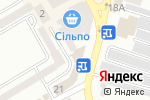 Схема проезда до компании proSalon в Днепре