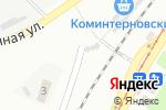 Схема проезда до компании Бесплатный общественный туалет в Днепре