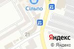 Схема проезда до компании Жжук в Днепре