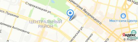 Интекспром ЧП на карте Днепропетровска