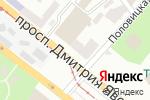 Схема проезда до компании Para-Diz в Днепре