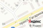 Схема проезда до компании УкрСиббанк, ПАО в Днепре