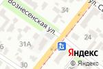 Схема проезда до компании Автоцентр в Днепре