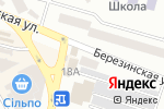 Схема проезда до компании Баку в Днепре