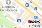 Схема проезда до компании Смачні традиції в Днепре