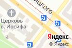 Схема проезда до компании Стейкер`s в Днепре