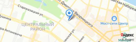 MELCHIOR на карте Днепропетровска