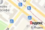 Схема проезда до компании ProCredit Bank в Днепре