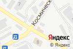 Схема проезда до компании Пряжица в Днепре