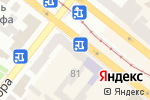 Схема проезда до компании Планета Пряжи в Днепре