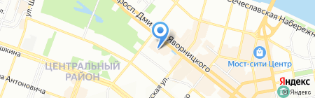 Cellworks на карте Днепропетровска