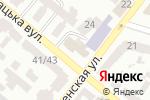 Схема проезда до компании Укрексімбанк, АТ в Днепре
