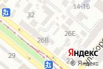 Схема проезда до компании Секонд-хенд в Днепре