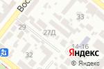 Схема проезда до компании Живое слово в Днепре