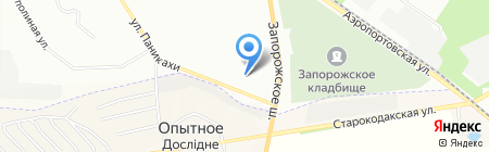Obnovi-divan на карте Днепропетровска