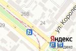 Схема проезда до компании TeleMart в Днепре