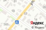 Схема проезда до компании Автомастер в Днепре