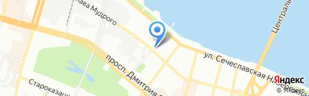 Star KIDS на карте Днепропетровска