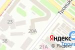 Схема проезда до компании Головне управління Національної поліції в Дніпропетровській області в Днепре