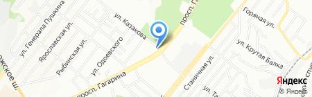 Техника-Д ЧП на карте Днепропетровска