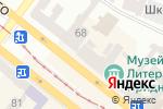 Схема проезда до компании Банкомат, Альфа-Банк, ПАО в Днепре
