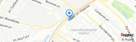 ЖАСМИН на карте Днепропетровска