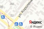 Схема проезда до компании Адвокат Бирюков С.В. в Днепре