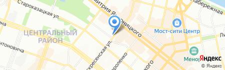 Atelier Interiors на карте Днепропетровска